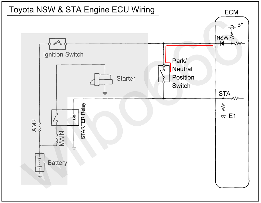 S14 Alternator Wiring Diagram : Jz vvti ecu wiring diagram free engine image for